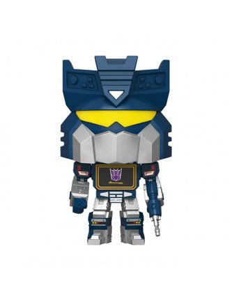 POP! Movies: Transformers Soundwave Vinyl Figure
