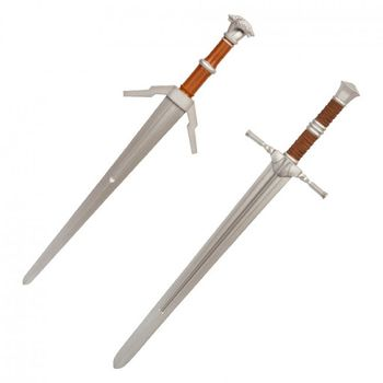 Witcher 3: Wild Hunt - Foam Sword Set Replica, 1:1 Scale