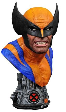 Legends in 3D: Marvel - Wolverine 1/2 Scale Bust