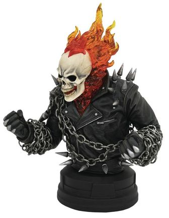 Legends in 3D: Marvel - Ghost Rider 1/6 Scale Bust