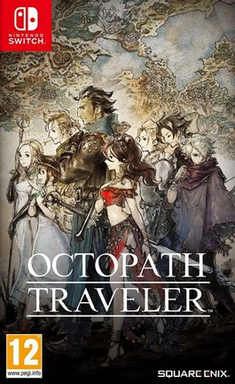 SWITCH Octopath Traveler [USED] (Grade A)