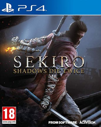 PS4 Sekiro: Shadows Die Twice [USED] (Grade A)