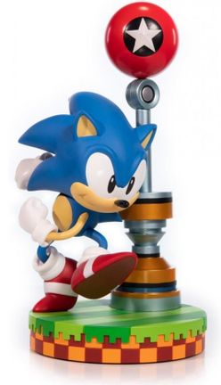 First4Figures: Sonic The Hedgehog - Sonic Figure, 28cm