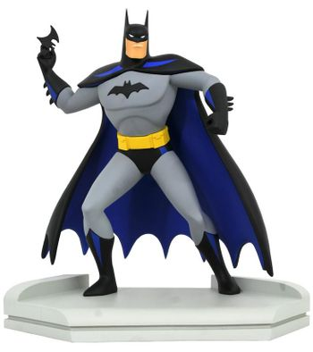 Gallery Diorama: DC Comics - Justice League Batman Resin Statue, 23cm