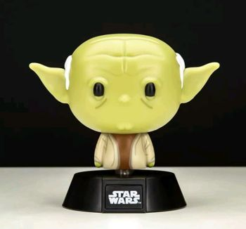 Star Wars - Yoda Icon Light