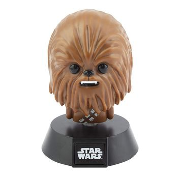 Star Wars Episode IX - Chewbacca Icon Light