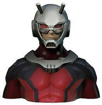 Marvel Сomics - Ant-Man Bust Coin Bank, 20cm
