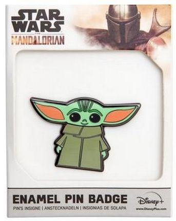 Star Wars: The Mandalorian - The Child Enamel Pin