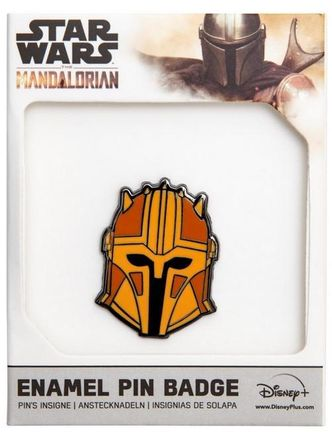 Star Wars: The Mandalorian - The Armorer Enamel Pin