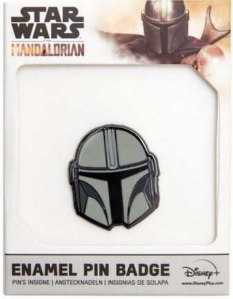 Star Wars: The Mandalorian - The Mandalorian Enamel Pin