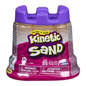 Kinetic Sand - Pink SandCastle Single Container