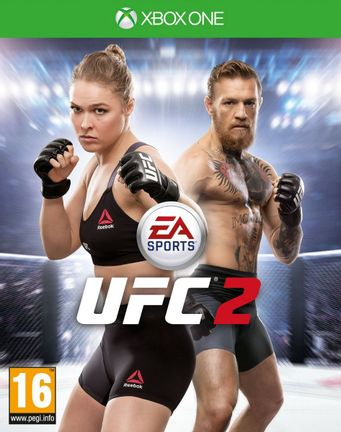 Xbox One EA Sports UFC 2 [USED] (Grade A)