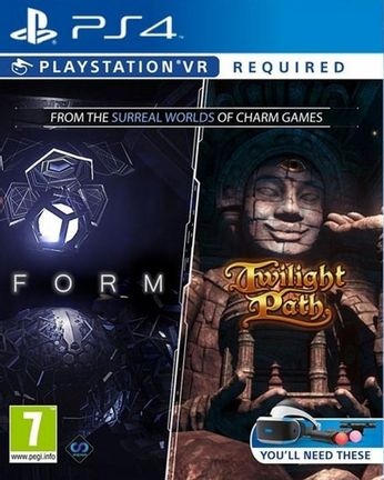 PS VR Form and Twilight Path Double Pack