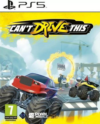 PS5 Can't Drive This