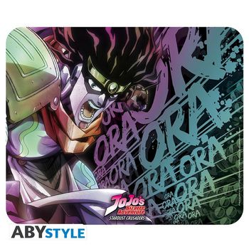 Mouse Pad JoJo's Bizarre Adventure - Ora Ora, Flexible 235x195mm