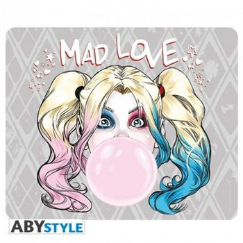 Mouse Pad DC Comics - Harley Quinn Mad Love, Flexible 235x195mm