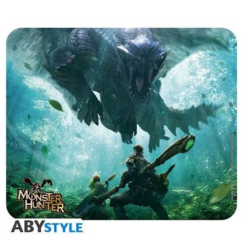 Mouse Pad Monster Hunter - The Hunt, Flexible 235x195mm