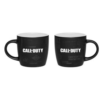 COD: Cold War - Top Secret Documents Two Colored Mug