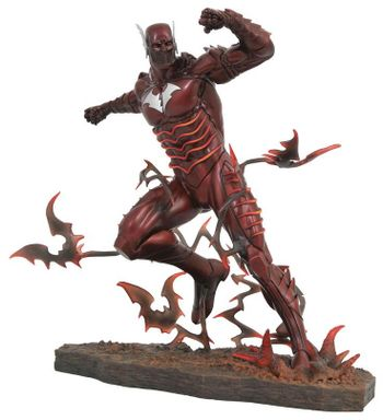 DC Gallery: Batman - Red Death PVC Statue, 23cm
