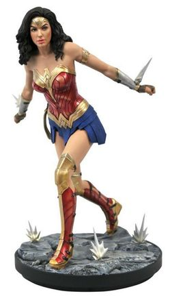 DC Gallery: WW84 Movie - Wonder Woman Statue, 23cm