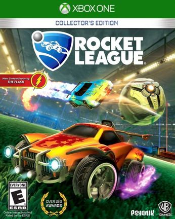 Xbox One Rocket League Collector's Edition US Version