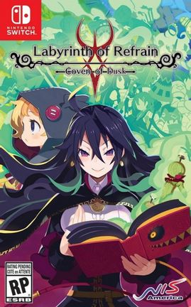 SWITCH Labyrinth of Refrain: Coven of Dusk US Version
