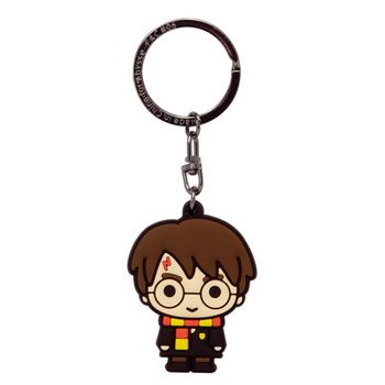 Harry Potter - Chibi Harry Potter Rubber Keychain
