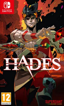 SWITCH Hades Collector's Edition
