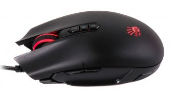 A4Tech Bloody P80 Pro Gaming Mouse - Black