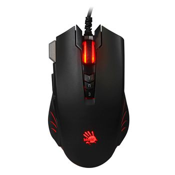 A4Tech Bloody V9m Gaming Mouse - Black