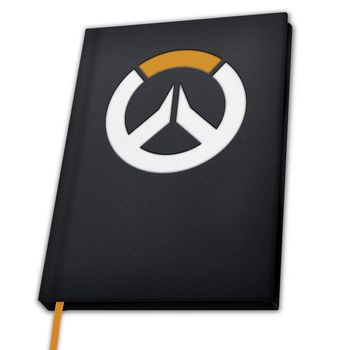 Notebook Overwatch - Logo, Hardcover A5