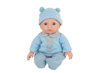 Tiny Treasures - My First Doll - Blue, 30cm