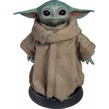 Star Wars: The Mandalorian - The Child (Baby Yoda, Grogo) Life Sized Figure, 1/1 Scale
