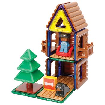 Magformers - Camping Adventure Set, 40 Pieces