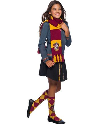 Scarf: Harry Potter - Gryffindor Deluxe, 2m