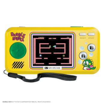 My Arcade Pocket Player - Bubble Bobble Portable Console incl. 3 Games