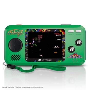 My Arcade Pocket Player - Galaga Portable Console incl. 3 Games