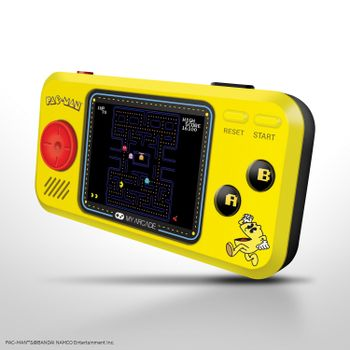 My Arcade Pocket Player - Pac-Man Portable Console incl. 3 Games