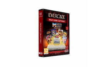 Blaze Evercade Data East Collection 1 incl. 10 Games