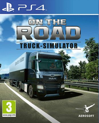 PS4 On The Road - Truck Simulator