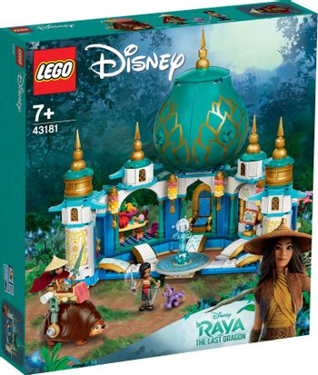 LEGO Disney Princess - Raya and the Heart Palace (43181)
