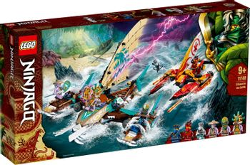 LEGO Ninjago - Catamaran Sea Battle (71748)