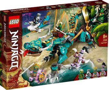 LEGO Ninjago - Jungle Dragon (71746)