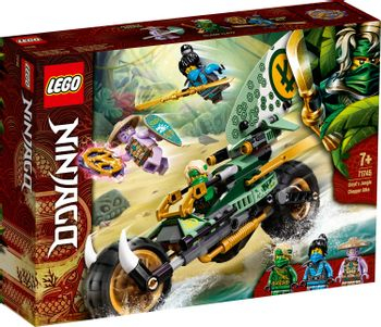 LEGO Ninjago - Lloyd's Jungle Chopper Bike (71745)