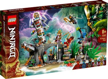 LEGO Ninjago - The Keepers' Village (71747)