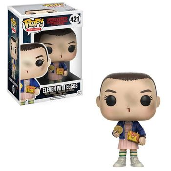 POP! Television: Stranger Things - Eleven With Eggos  Vinyl Figure