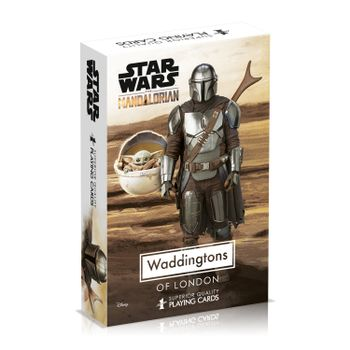 Playing Cards - Star Wars: The Mandalorian