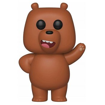POP! Animation: We Bare Bears Grizzly Vinyl Figure