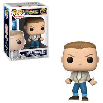 POP! Movies: Back To The Future - Biff Tannen Vinyl Figure