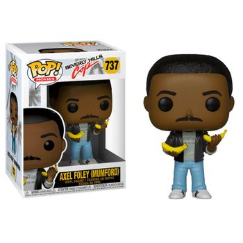 POP! Movies: Beverly Hills Cop - Axel Mumford Vinyl Figure